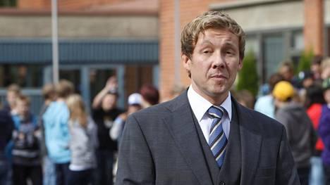 Sylvään koulun rehtori Jari Andersson kiistää syyllistyneensä rikokseen.