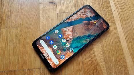Nokia X20 on keskihintainen Android-puhelin.
