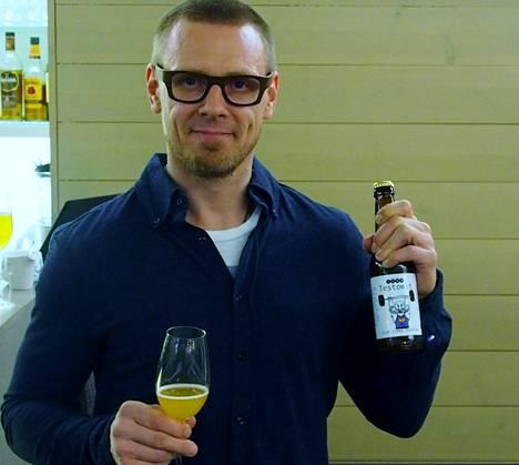 Testowit-olut on tehty maskuliinisuuden ehdoilla. Olut sopii hyvin tervetuliaismaljaksi, ja sitä on hyvä nauttia kylmänä kuohuviinilasista.