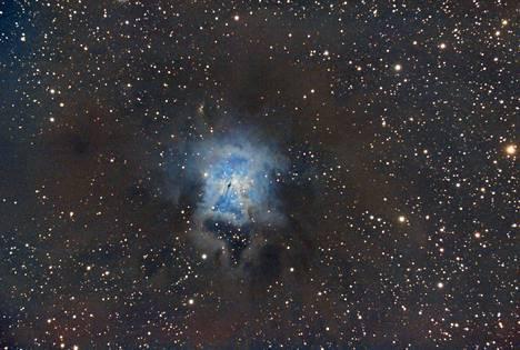 Iris-sumu on heijastussumu Kefeuksen tähdistössä. Se sijaitsee non 1 300 valovuoden päässä Maasta. Valotusta yhteensä 5 tuntia 39 minuuttia.