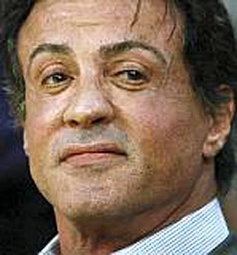 Sylvester Stallone loukkaantui uuden elokuvansa kuvauksissa.
