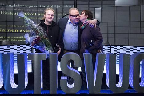 Jari Tervo Kalle Tervo