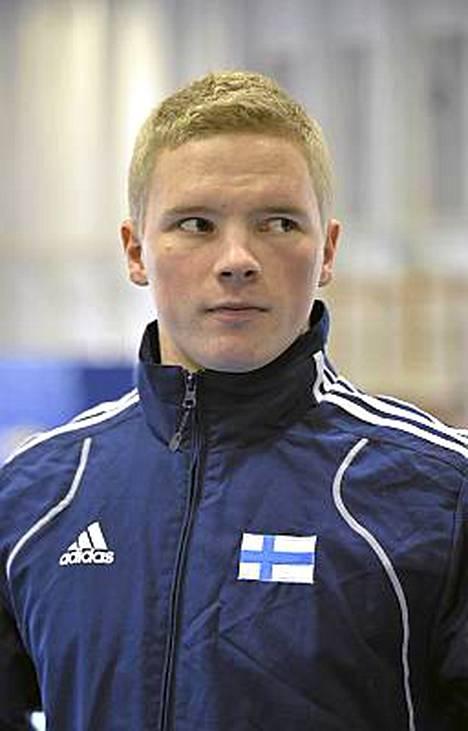 Tomi Tuuha karsiutui telinevoimistelun MM-kilpailuista