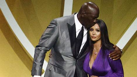 Michael Jordan ja Vanessa Bryant muistelivat Kobe Bryantia.