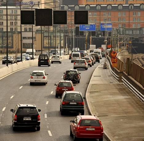 Ruotsissa maksetaan Göteborgissa ja Tukholmassa tietulleja.