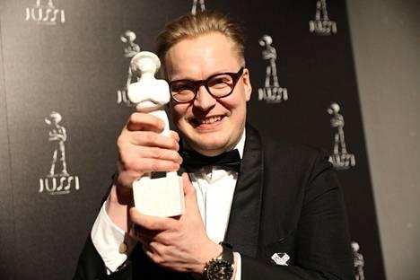 Teemu Nikki nappasi Jussin Armomurhaaja-elokuvansa käsikirjoituksesta vuonna 2018.