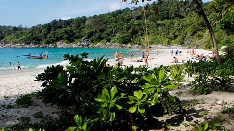 Hiihtolomaviikolla kahdeksan on vielä tilaa muun muassa Phuketiin.