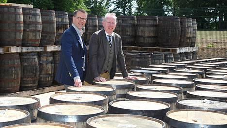 Altia yhteistyöhön irlantilaisen viskitislaamon kanssa