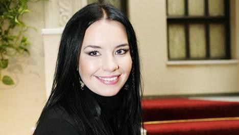 Kuvassa Anneli Mattila vuonna 2012.