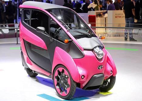 Onko tässä tulevaisuuden Toyota?