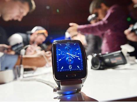 Viime viikolla IFA-messuilla julkistetussa Samsung Gear S -älykellossa on mukana Nokian Here-karttatekniikkaa.