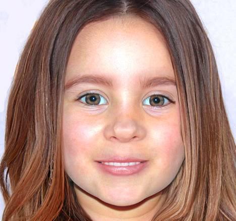 Kuvankäsittelijä Joe Mullins yhdisti Jessica Beilin ja Justin Timberlaken kuvat, kuvatakseen, miltä parin tuleva lapsi voisi näyttää.
