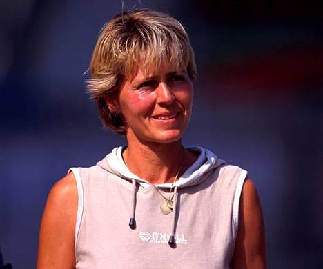 Petra Felke vuonna 2000.