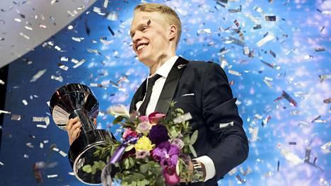 Iivo Niskanen valittiin Vuoden Urheilijaksi 2018.