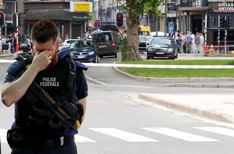Iskussa kuoli kaksi poliisia.