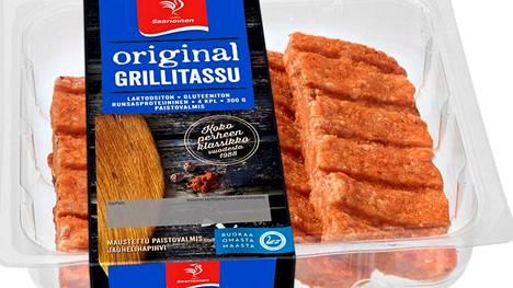 Saarioisten Original Grillitassu -jauhelihapihveissä on havaittu pakkausmerkintävirhe.