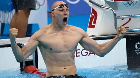 Matti Mattsson ui pronssille olympiafinaalissa.