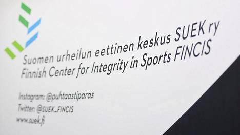 Suek kertoi torstaina kilpailumanipulaation tilannekuvasta Suomesta.