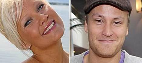 Linda Lampenius ja Heikki Paasonen ovat X Factorin kasvoja.