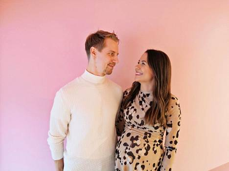 Tino ja Riikka edustivat Vamskoa aivan maaliskuun alussa Helsingissä brändin lehdistötilaisuudessa.