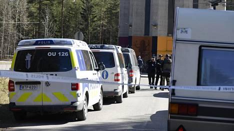 Oulun Poliisi Tiedottaa
