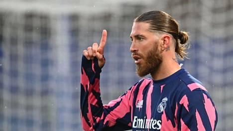 Sergio Ramos lähtee Real Madridista.