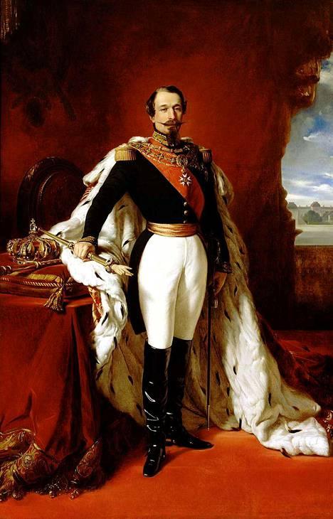Napoleon III halusi toistaa setänsä uroteot.