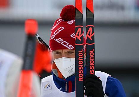 MM-pronssin kirkastuminen hopeaksi ei juuri lämmittänyt Aleksandr Bolshunovia.