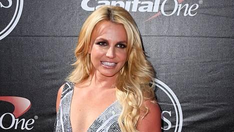 Britney Spears kuvattuna viime kesänä Los Angelesissa.