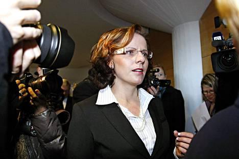 Susan Ruusunen vuonna 2008.