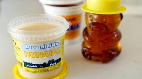 Kotimaisen hunajan kysyntä on kasvanut viime vuosien aikana.