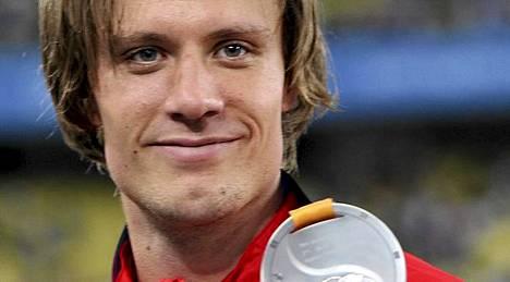 Andreas Thorkildsen oli Pohjolan ainoa mitalimies.