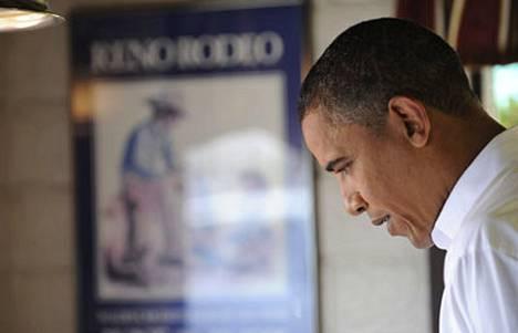 Demokraatit myöntävät nyt, että Obama-ilmiö on päättynyt.