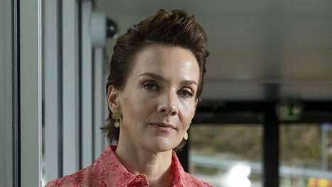 Maria Veitola tunnetaan avoimen keskustelun kannattajana.