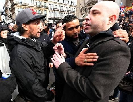 Äärioikeiston esiinnousu on kiristänyt jännitteitä Brysselissä.