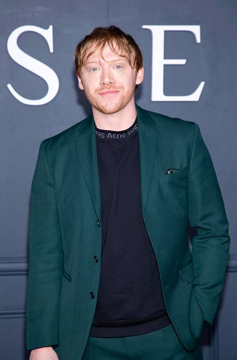 Rupert Grint tienasi Ron Weasleyn roolillaan jättiomaisuuden.