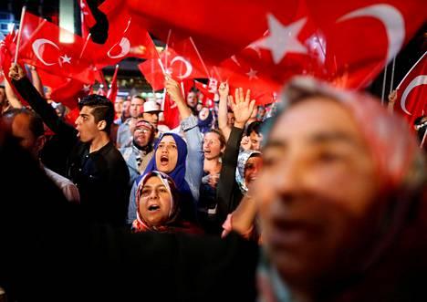 Konservatiivit ovat kokeneet Turkin olojen parantuneen Erdoganin hallinnossa.