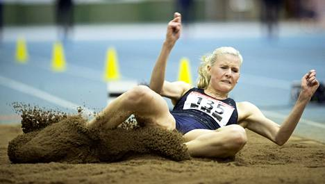 Kristiina Mäkelä oli EM-finaalin kahdeksas.