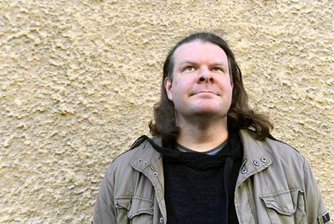 Tutkijatohtori Tuomas Aivelo.