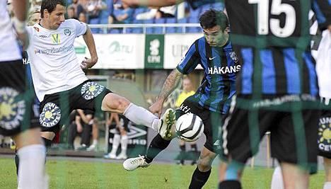 Irakli Sirbiladze teki Interin voittomaalin.