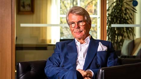 Björn Wahlroos on vakuutuskonserni Sammon hallituksen puheenjohtaja.