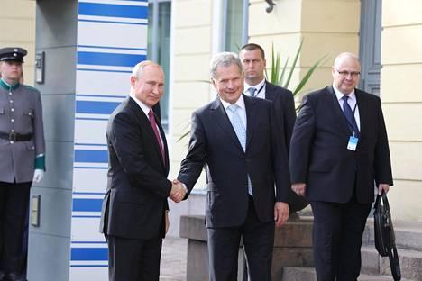 Putinin elokuisella Suomen-vierailulla saatiin muun muassa vahvistus tiedolle, että suomalaiset voivat hakea netistä ilmaisen sähköisen viisumin lokakuun alusta alkaen.