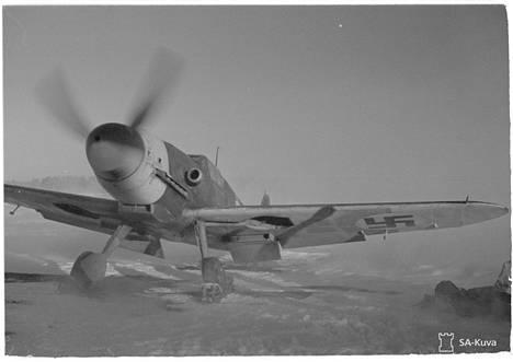 Messerschmitt-hävittäjät olivat sodan loppuvaiheessa ilmavoimien tehokkaimmat koneet.