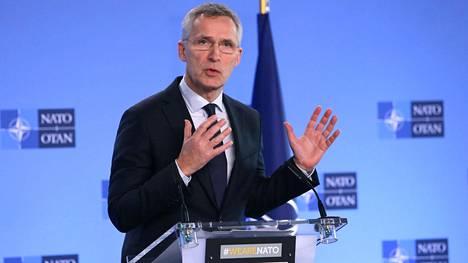 Sotilasliitto Nato antaa täyden tukensa Turkille, painotti Naton pääsihteeri Jens Stoltenberg.