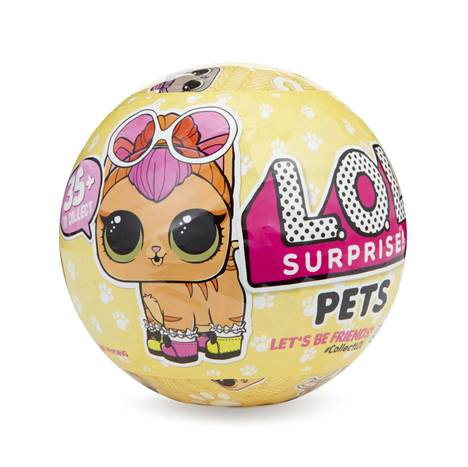 LOL-yllätyspallo on joulun unboxing-leluhitti. Unboxingissa on kyse siitä, ettei lahjan ostaja eikä avaaja tiedä, mitä paketissa on.