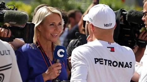 Haastattelut kuskien kanssa pitää sopia tarkkaan etukäteen. F1-kausi alkaa sunnuntaina 5.7. Itävallan osakilpailulla.