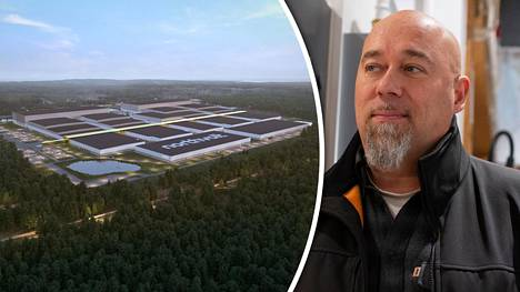 Schmidbauerin Suomen maajohtaja Timo Kelloniemi ei ajellut Espoosta Raaheen turhaan. Skellefteån akkutehdas tarjoaa mahdollisuuden.