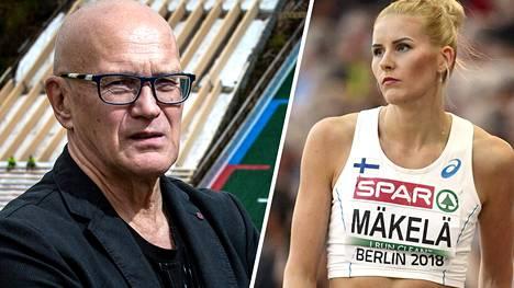 Kristiina Mäkelä oli yksi suomalaisurheilijoista, jotka kritisoivat matkustusjärjestelyjä Berliinin EM-kisoissa. Urheilumanageri Jukka Härkönen ihmettelee kritiikkiä.