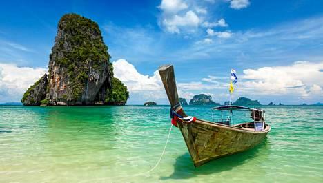 Thaimaan kohteista Bangkokin ja Pattayan hinnat tulivat alas entisestään.