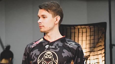 """Saku """"SKUIJKE"""" Sajakosken edustama ENCE voitti yhden viikkofinaalin otteluista, mutta tyytyminen oli lopulta seitsemänteen sijaan."""